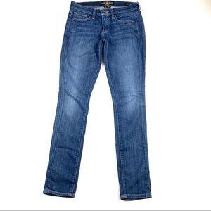 Lucky Brand  Women's Charlie Skinny Jeans 6/28